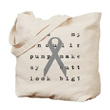 INSULIN_PUMP Tote Bag