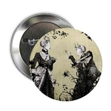 "The Dead Teddy Bear Picnic by Bethaly 2.25"" Button"