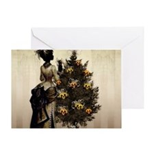 The Christmas Nightmare by Bethalynn Greeting Card