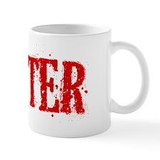 Dexter Blood Hat Small Mugs