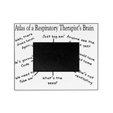 Atlas of a Respiratory Therapist Bra Picture Frame