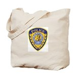 Jicarilla Tribal Police Tote Bag