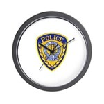 Jicarilla Tribal Police Wall Clock