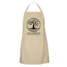 CP tree of life blk Apron