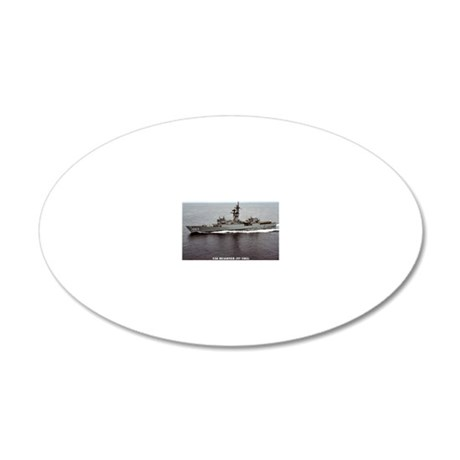 reasoner ff framed panel pri 20x12 Oval Wall Decal