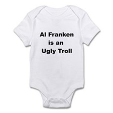 Al Franken, Ugly troll Infant Bodysuit