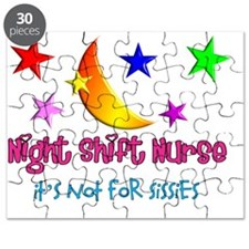 Night shift Nurse not for sissies 2012 Puzzle