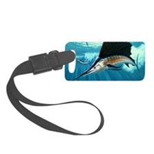 sailfish1024a Luggage Tag
