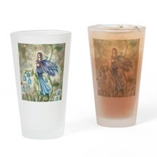 Blue Bell cp Drinking Glass