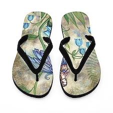 Blue Bell cp Flip Flops