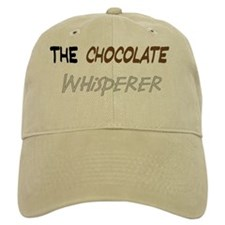 The chocolate whisperer Baseball Cap