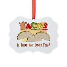 tacos Darks Ornament