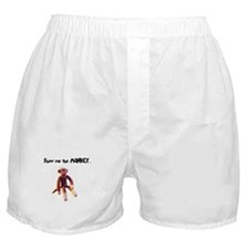 Show Me The Monkey Boxer Shorts