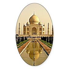 Taj Mahal Decal