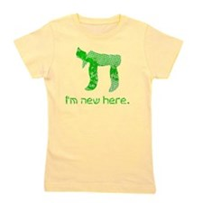 hi_new Girl's Tee