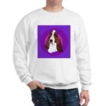 Adorable Basset Hound Sweatshirt