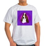 Adorable Basset Hound Light T-Shirt