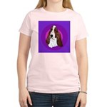 Adorable Basset Hound Women's Light T-Shirt
