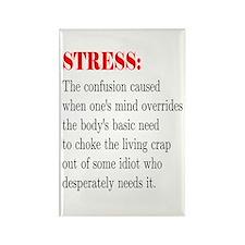 Stress Rectangle Magnet