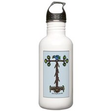 Cipactli tree Water Bottle