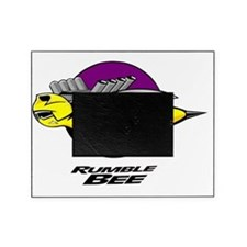 Rumble Bee blk png Picture Frame