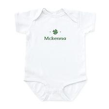 """Shamrock - Mckenna"" Infant Bodysuit"