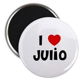 "I * Julio 2.25"" Magnet (10 pack)"