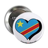 "Democratic Republic of the Congo 2.25"" Button (100"