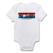 Tek Jansen Infant Bodysuit