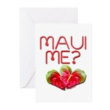 Maui Me? Greeting Cards (Pk of 10)