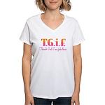 I'm Fabulous Women's V-Neck T-Shirt