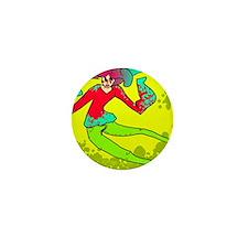 Bright Mini Button
