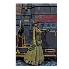 victorian street Postcards (Package of 8)