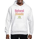 Natural Blonde Hooded Sweatshirt