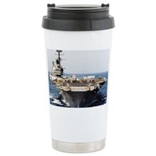 saratoga cv rectangle magnet Ceramic Travel Mug