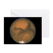 Mars Encounter Christmas Cards (Pkg 6)