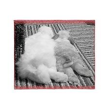 VA005-TogetherToTheEnd-CP Throw Blanket