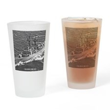 hull framed panel print Drinking Glass