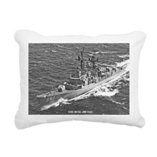 hull large framed print Rectangular Canvas Pillow