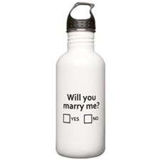 Well will you? Water Bottle