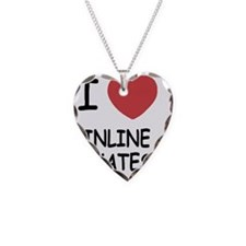 INLINE_SKATES Necklace