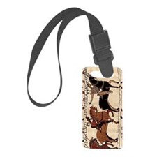 journal_bayeux Luggage Tag