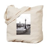 The River Thames London Photo Tote Bag