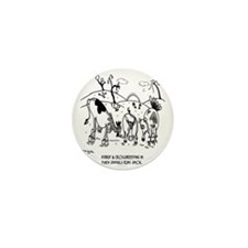 8136_breeding_cartoon Mini Button