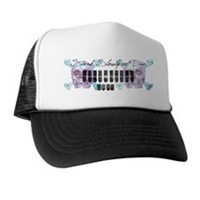 speak_slowly_1_mug Trucker Hat