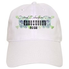 speak_slowly_2_mug Baseball Cap