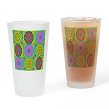 lacy Drinking Glass