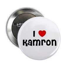"""I * Kamron 2.25"""" Button (10 pack)"""
