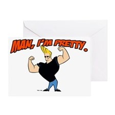 johnnybravo13 Greeting Card