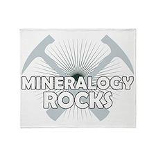 minerbla2 Throw Blanket